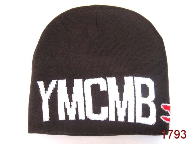 YMCMB Beanie Brown SG