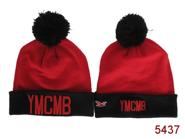 YMCMB Beanie Red 1 SG