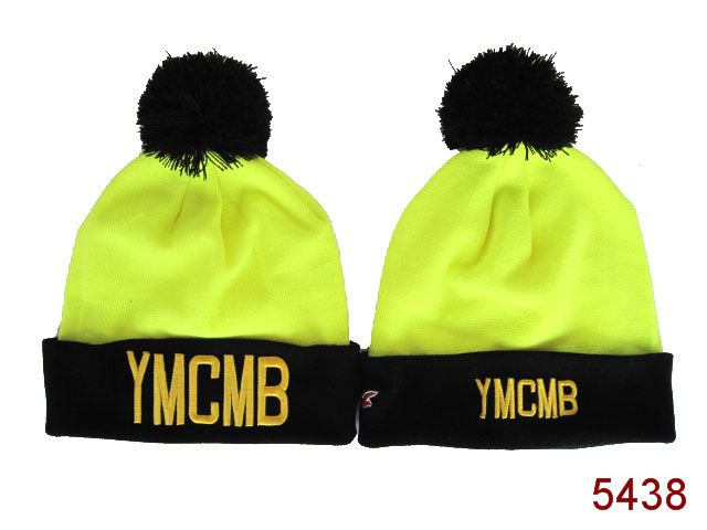 YMCMB Beanie Yellow SG