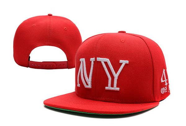 40 OZ NYC Snapbacks Hat XDF 01