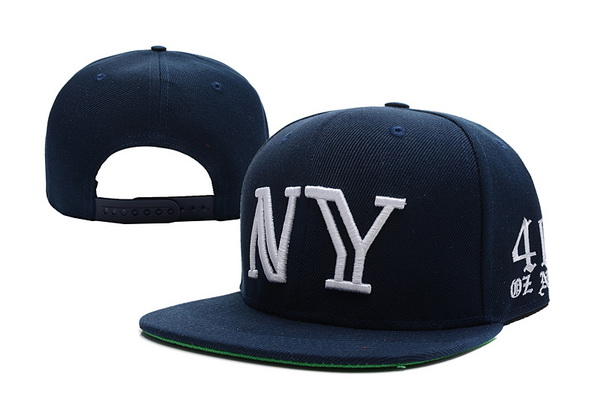 40 OZ NYC Snapbacks Hat XDF 03