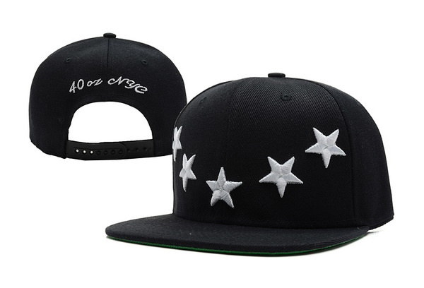 40 OZ NYC Snapbacks Hat XDF 05