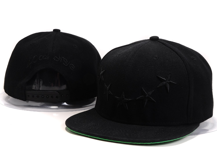 40 OZ NYC Snapbacks Hat YS1