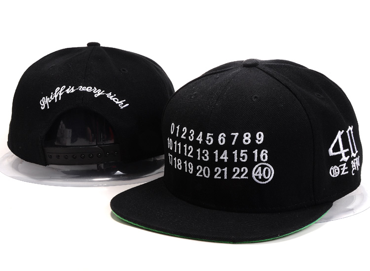 40 OZ NYC Snapbacks Hat YS4