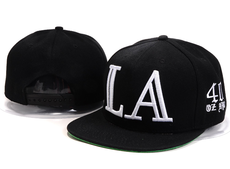 40 OZ NYC Snapbacks Hat YS5