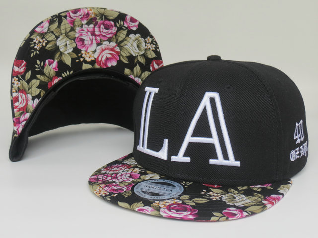 40 OZ NYC Snapbacks Hat ls43