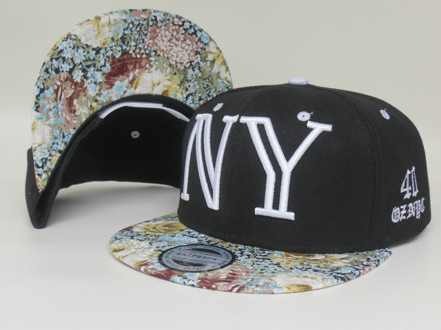 40 OZ NYC Snapbacks Hat ls44