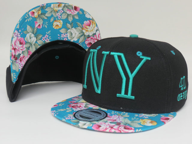 40 OZ NYC Snapbacks Hat ls45