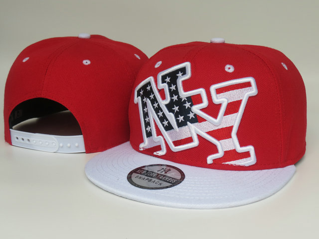 40 OZ NYC Snapbacks Hat ls47