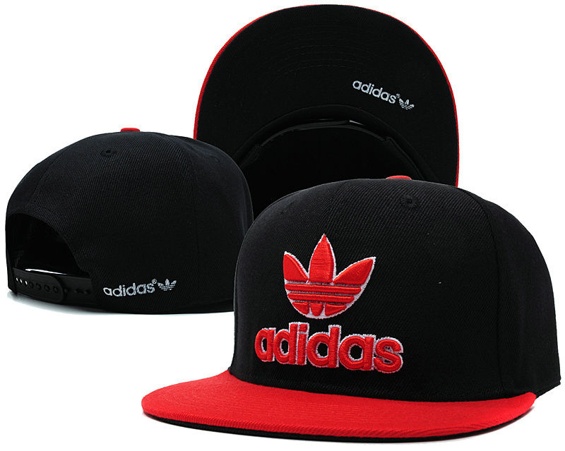 Adidas Black Snapback Hat SD 1