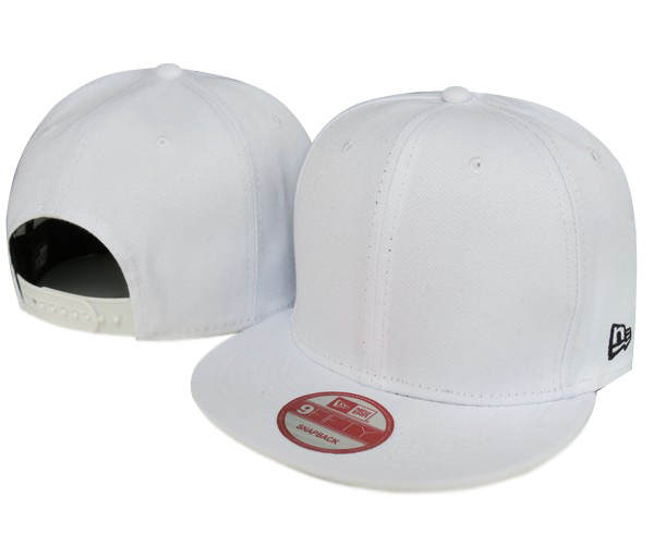 New Era Blank Hat LS1