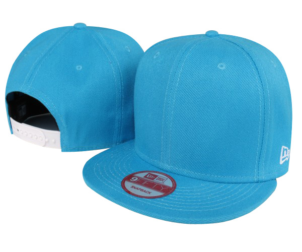 New Era Blank Hat LS6