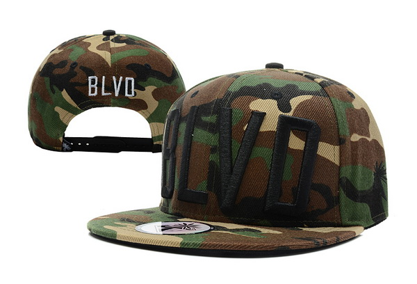 BLVD Supply Snapbacks Hat XDF 2