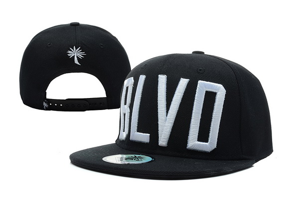 BLVD Supply Snapbacks Hat XDF 3