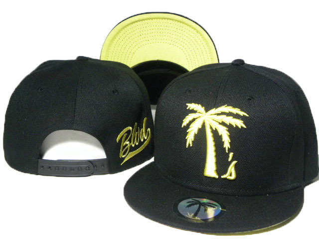 BLVD Black Snapbacks Hat DD 1 0613