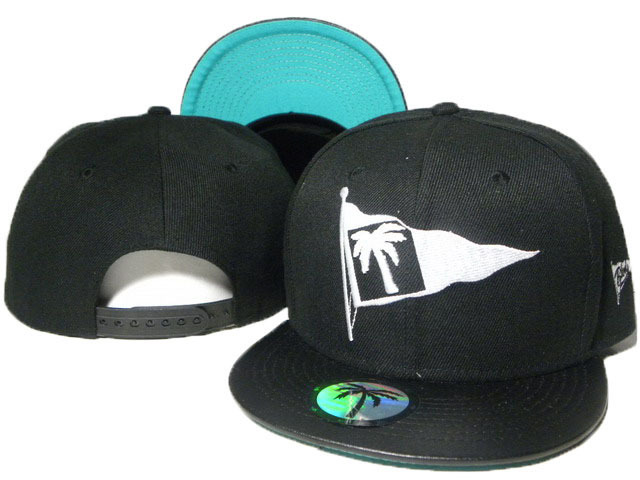 BLVD Black Snapbacks Hat DD 2 0613