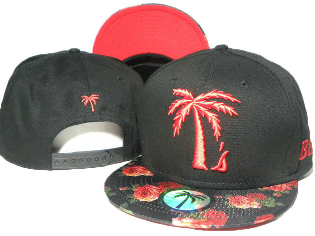 BLVD Black Snapbacks Hat DD 4 0613