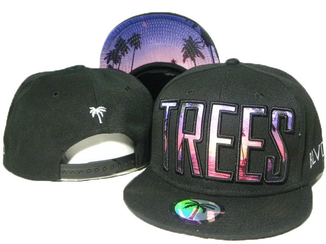 BLVD Black Snapbacks Hat DD 6 0613