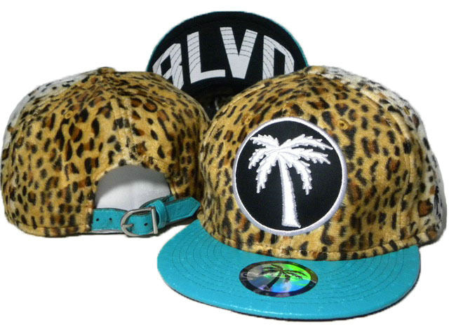 BLVD Snapbacks Hat DD 1 0613