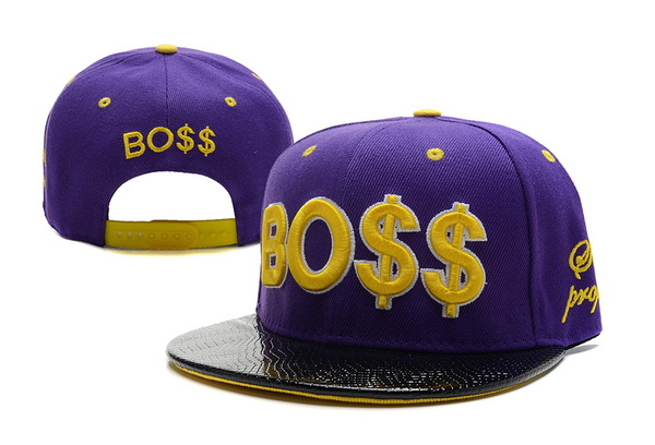 BOSS Snapbacks Hat XDF 3