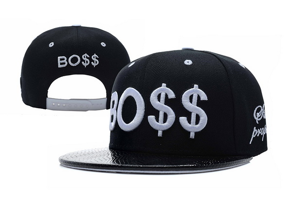 BOSS Snapbacks Hat XDF 4