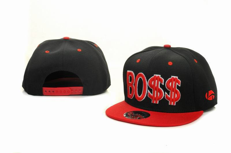 BOSS Black Snapbacks Hat GF