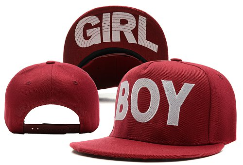 BOY LONDON Snapback Hat LX 1