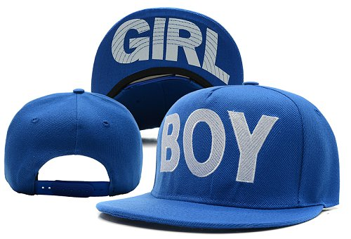 BOY LONDON Snapback Hat LX 2