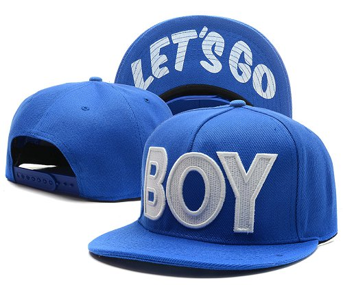 BOY LONDON Snapback Hat SD2