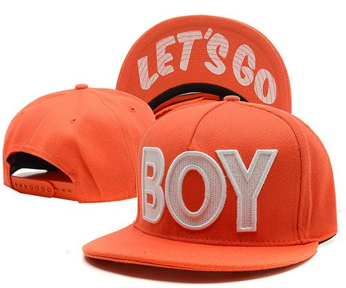 BOY LONDON Snapback Hat SD4