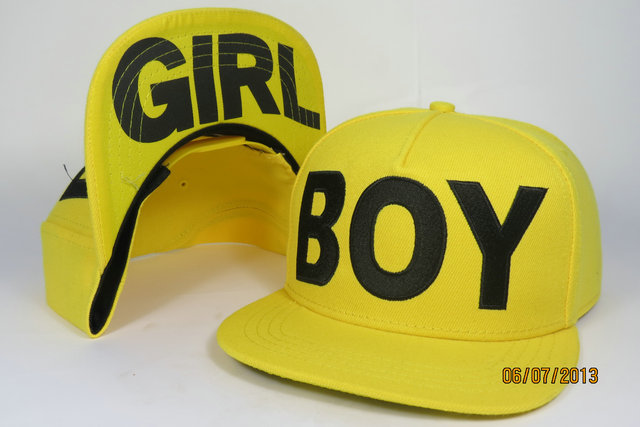 BOY LONDON Snapbacks Hat LS13