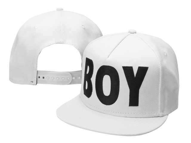 BOY Snapback Hat SF 1