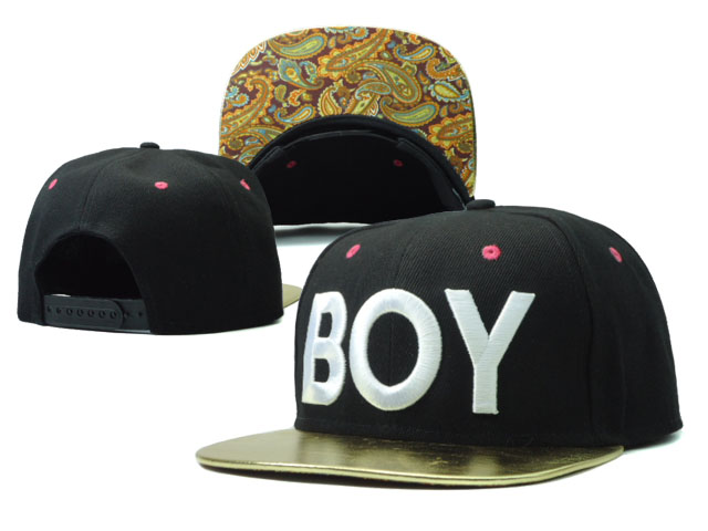 BOY Snapback Hat SF 5