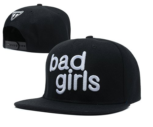 Bad Boy Good Girl Snapback Red Hat SD6
