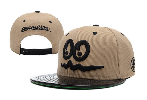 Booger Kids Snapbacks Hat XDF 01