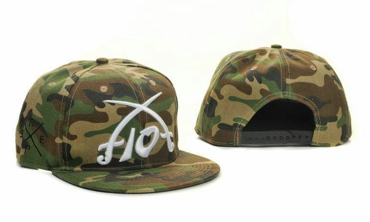 Booger Kids Camo Snapbacks Hat GF 1