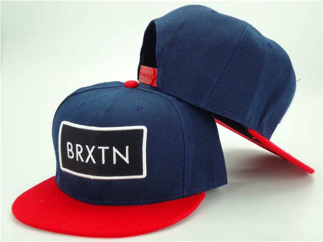 Brixton Blue Snapbacks Hat ZY