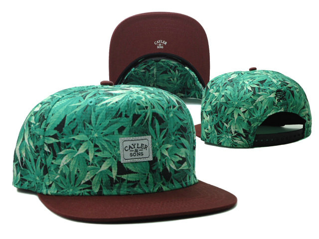 CAYLER & SONS Snapbacks Hat SF 1 0528