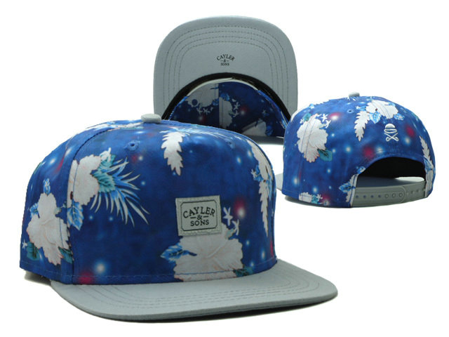 CAYLER & SONS Snapbacks Hat SF 2 0528