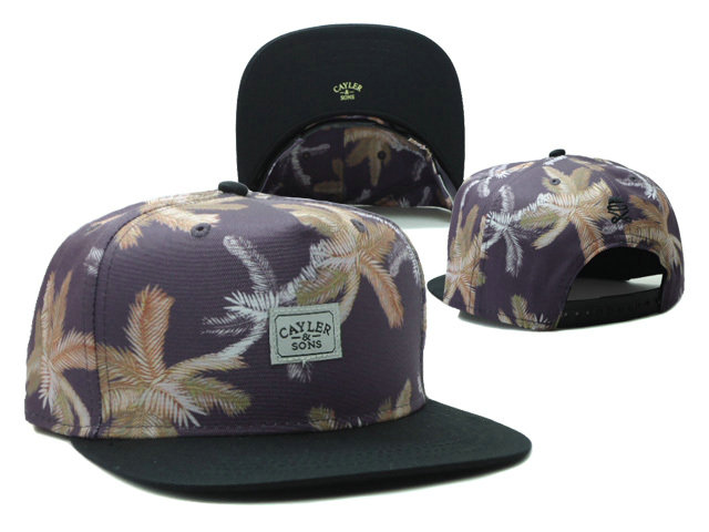 CAYLER & SONS Snapbacks Hat SF 0528