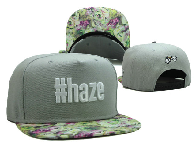 CAYLER & SONS Haze Grey Snapback Hat SF 0512