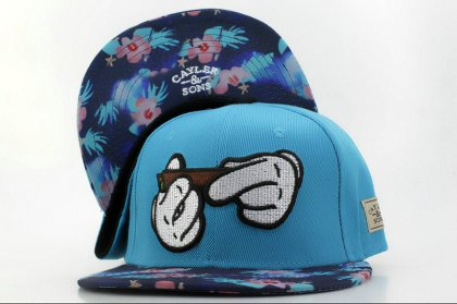 Cayler&Sons Snapback Hat QH 140802 10