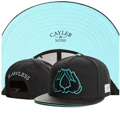 Cayler&Sons Snapback Hat TY 080211