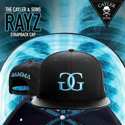 Cayler&Sons Snapback Hat TY 080216