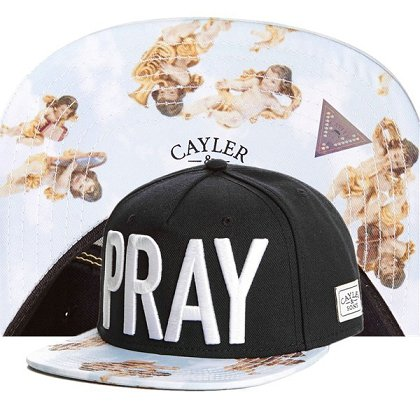 Cayler&Sons Snapback Hat TY 14080206