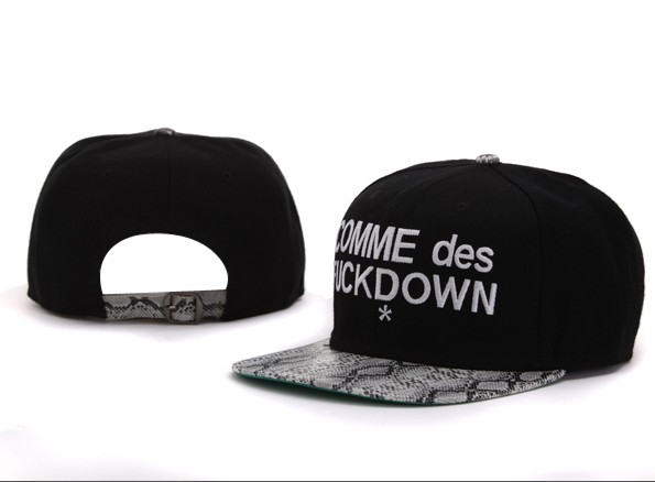 COMME des FUCKDOWN Snapback Hat SF 3
