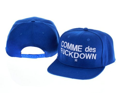 COMME des FUCKDOWN Snapback Hat SF 5
