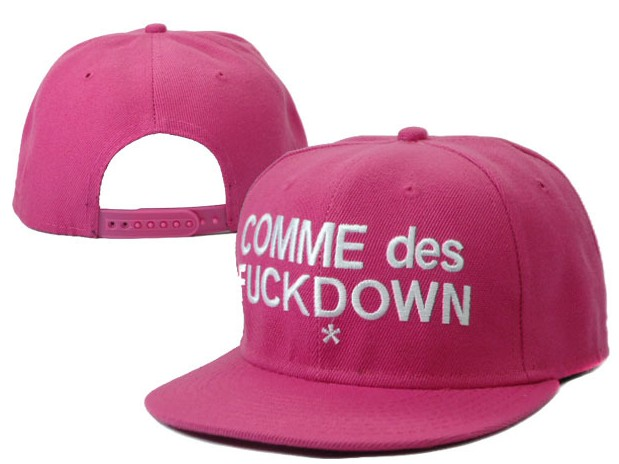 COMME des FUCKDOWN Snapback Hat SF 7
