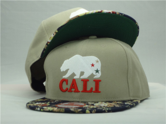 California Republic Snapback Hat ZY