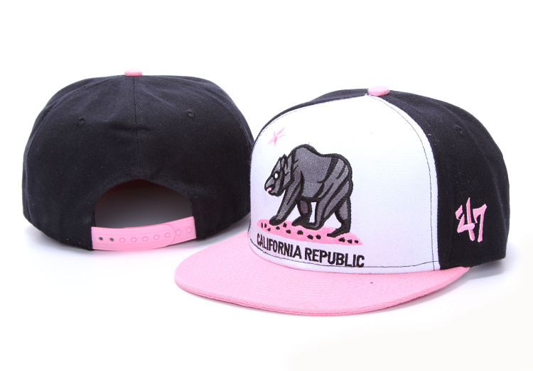Califomia Republic Collection Hat YS2